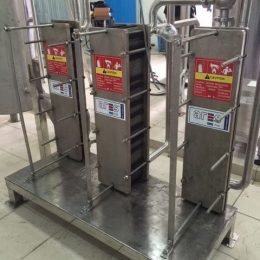 ARES Plate Heat Exchanger